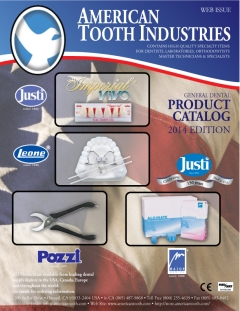 ATI PRODUCT CATALOG